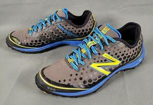 New Balance Men's Minimus Gray 1690 Lightweight Running Shoes Size 10