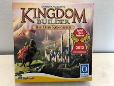 Kingdom Builder von Queen Games Spiel des Jahres 2012 Gesellschafts Familien