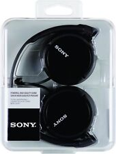 Sony MDRZX110 Stereo On-Ear-Headphones +BLACK, Used no box