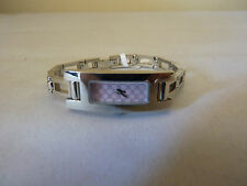 Gucci Quartz Stainless Steel Pink Women's Watch