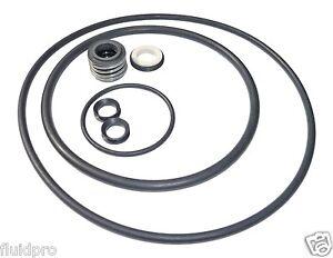 Mechanical seal assembly + O-ring kit for 'DAB' Euroswim 50 - 75 - 100 pumps