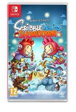 Scribblenauts Showdown Nintendo Switch Game - NEW & SEALED