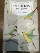 Bird Book Foreign Birds For Beginners DHS Ridding Disease Breeding Finches Doves