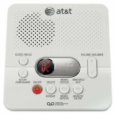AT&T Digital Answering System with Time/Day Stamp - 1 Hour Digital - (1740)