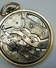 Patek Philippe mint working pocket watch retailed by Theodore Starr