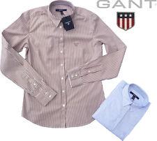 Gant - Stretch Preppy Stripe Bluse mit schicker Streifenoptik - NEU