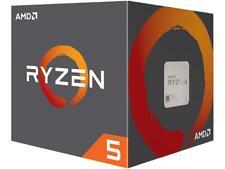 AMD RYZEN 5 2600 6-Core 3.4 GHz (3.9 GHz Max Boost) Socket AM4 65W YD2600BBAFBOX