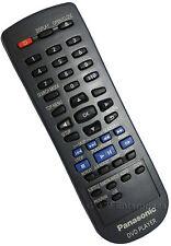 New Genuine Panasonic N2QAYA000080 Remote Control for DVD-S700, S500 - US Seller
