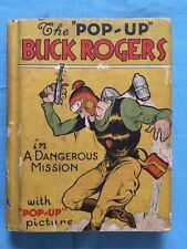 """THE """"POP-UP"""" BUCK ROGERS - FIRST EDITION"""