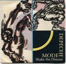 """Depeche Mode: Shake the Disease - 1985 Australian 7"""" Single / Possum Music-Mute"""