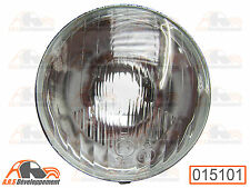 OPTIQUE de phare NEUF (HEADLIGHT) sans veilleuse de Citroen 2CV HY TUBE  -15101-