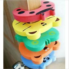 3 pcs Kids Baby Cartoon Animal Jammers Stop Edge