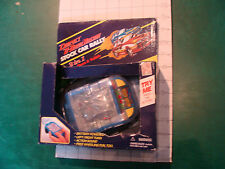 sealed Unused compact u-drive arcade Stock Car Rally 2 in 1 game & vehicle