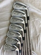 Callaway X forged Iron Set 2013 4-PW Right Handed DGX100 Shafts