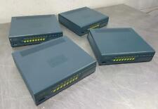 Lot of 4 Cisco ASA 5505 Series Adaptive Security Appliance