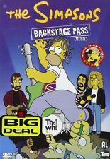 Les Simpson Backstage pass (Music) DVD NEUF SOUS BLISTER