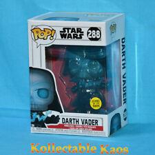 Star Wars - Darth Vader Electrocuted GLOW Pop Vinyl - FUNKO