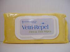 Vetri Science~  Vetri Repel Flea & Tick Wipes  For Dogs and Cats