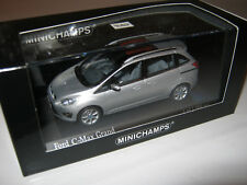 1:43 FORD C-Max Grand 2010 silver L.E. 1008 pcs. MINICHAMPS 400089101 OVP new