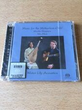 Water Lily SACD Martin Simpson, Wu Man - Music for the Motherless Child NEU mint