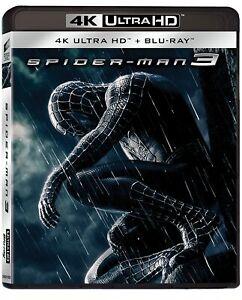 Spider-Man 3 (4K Ultra HD + Blu-Ray Disc) - Nuovo Sigillato