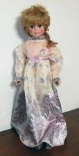 "Eegee Doll 30"" Tall With Dress See Condition"