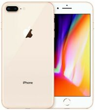 IPHONE 8 PLUS 64GB GRADO A+++ ORO GOLD ORIGINALE RICONDIZIONATO APPLE
