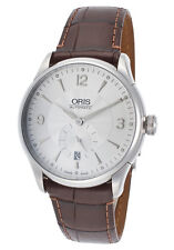 Oris Artelier Small Seconds Automatic Stainless Steel Watch 623-7582-4071LS