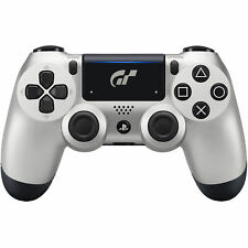 Sony PlayStation 4 DualShock 4 Wireless Controller - Schwarz/Grau (Limited Edition GT Sport)