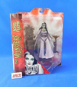 Lily Munster Figure The Munsters 2011 Diamond Select Toys Sealed