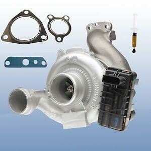 Turbolader Mercedes CLS 320 CDi 165 kW 224 PS A6420905980 765155- inkl. Dichtung