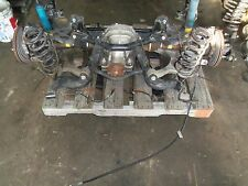 03-04 FORD MUSTANG COBRA REAR AXLE 31 SPLINE 3.55 IRS INDEPENDENT 19K MILES
