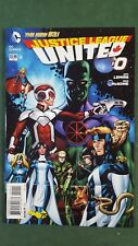 Justice League United #0 1st Print DC New 52 *CB2