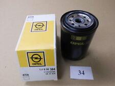 Ölfilter Opel REKORD E SENATOR A (29_) 2.2 TD 650384/93156395 original OPEL