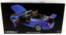 Voitures miniatures NOREV pour Audi