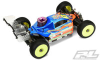 NEW Pro-Line 3473-00 Predator Clear Body for Mugen 1/8 MBX7R Buggy *SHIPS FREE*