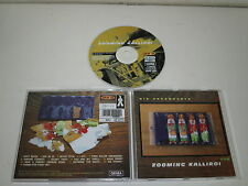 DIE PARAMOUNTS/ZOOMING KALLIROI(SAB PHONIE REC. 9020-2) CD ALBUM