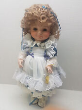"""One Of A Kind Full Body Porcelain Toddler 21"""" Doll Roman Mold Crying Doll"""