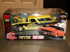 1:24 Die Cast Racing Champions Hot Rod Magazine Issue #79 1957 Chevy Nomad Jeg's