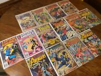 Marvel vintage comic lot of 14 Avengers & related Very nice!