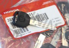 NEW (1) Genuine OEM Honda Key Blank Accord Civic CR-V del Sol Prelude Odyssey