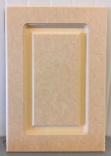 Custom, cut to size, MDF replacement raised panel cabinet door and drawer fronts