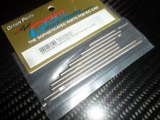 GPM TSPU7050101 kit d'axes TITANE pour  SERPENT 705