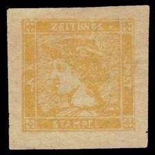 "AUSTRIA P2R (Mi7ND) - Mercury Head Newspaper Post ""Reprint"" (pa9431)"