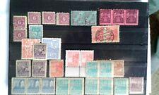 kleine Sammlung postfrischer Briefmarken aus Mecklenburg-Vorpommern