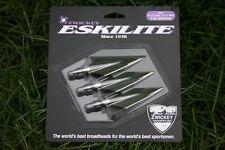 "Zwickey Eskilite, 2 Blade, Screw In Broadheads 5/16"", 135 grains, 3 pack"