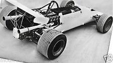 BMW de Fórmula 2 F2 Rennwagen 1970 rara fotografía foto oficial