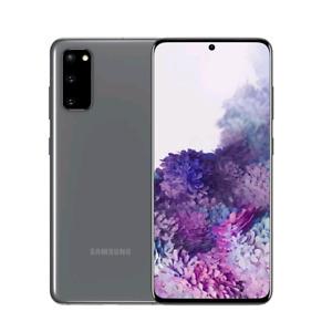 Samsung Galaxy S20 128GB (Unlocked) Dual SIM 5G 6.2in 12G RAM 64MP