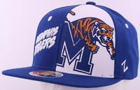 NEW University of Memphis Tigers Embroidered Zephyr Snapback Cap Hat Kids OSFA