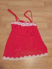 Red Baby Doll Nitie